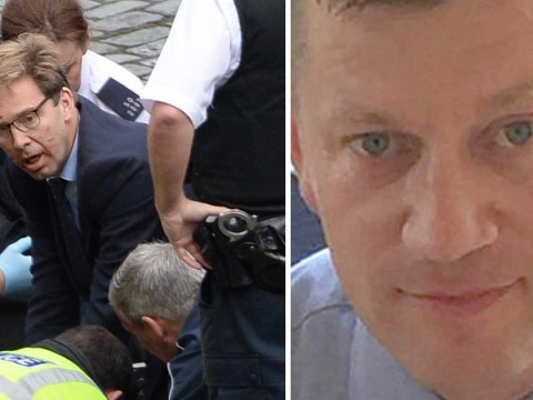 MP had to be told to stop trying to save PC's life in Westminster attack