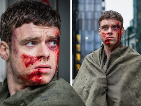 Bodyguard's David Budd reaches breaking point in teaser pics for series finale
