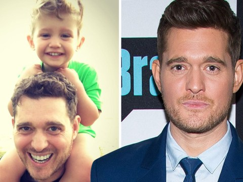 Channel 4 mistakenly tweets that Michael Buble's son died during Stand Up To Cancer