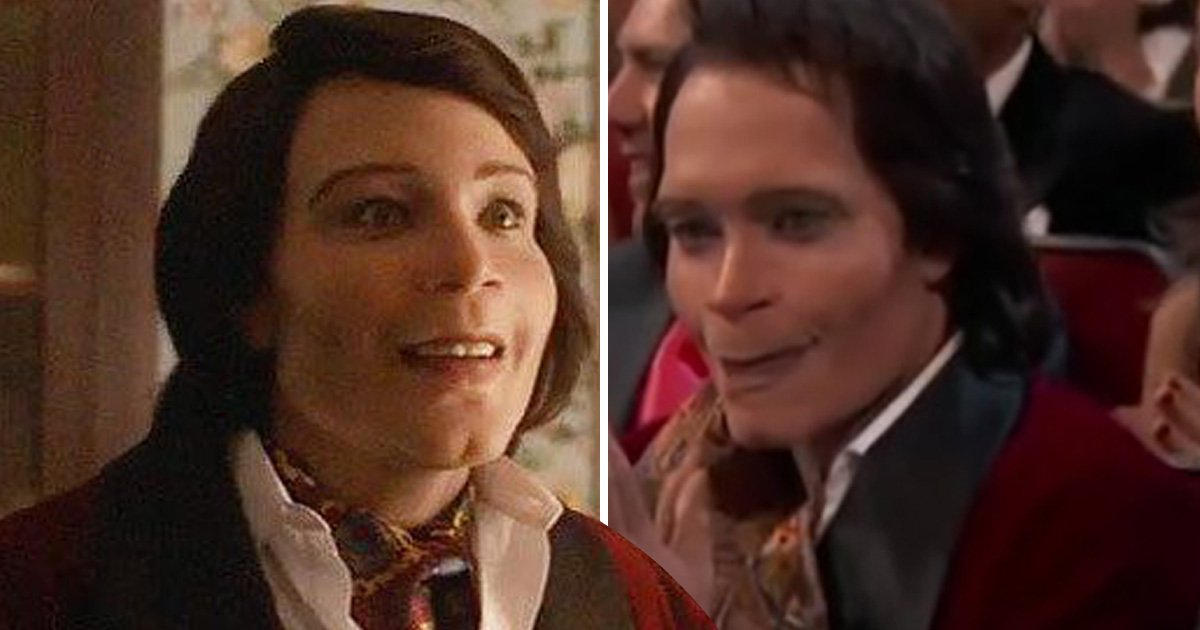Atlanta's horror villain Teddy Perkins turned up at the Emmys 2018 and we're shook – but who was playing him?