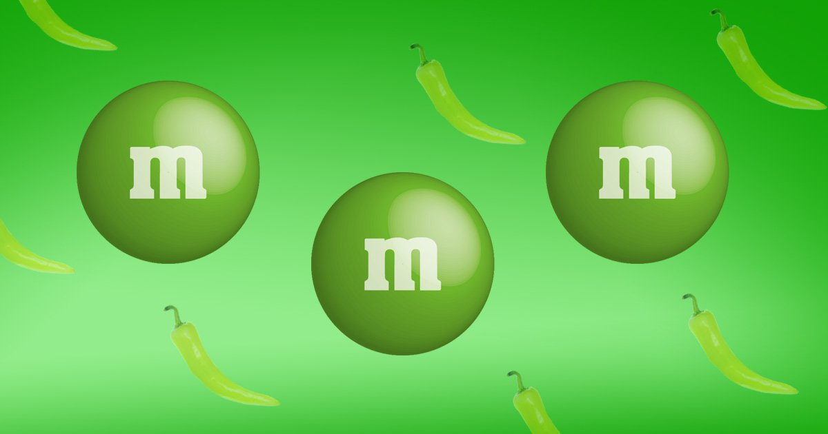 M&Ms is getting three international flavours, including Mexican jalapeño peanut
