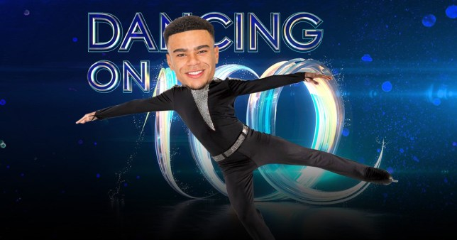 Wes Nelson for Dancing On Ice