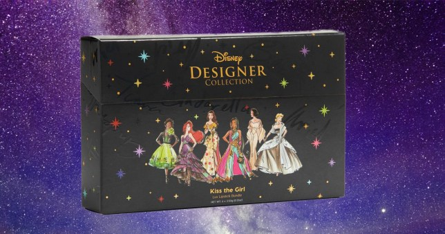 The Disney/ColourPop beauty line is dropping this month. (Picture: Disney/ColourPop, Getty)