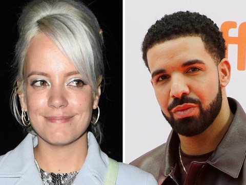 Lily Allen's 'nipples were leaking' while Drake tried to get her to break her diet