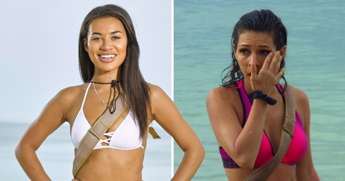 Montana Brown fears Celebrity Island co-star Roxanne Pallett could take own life after Big Brother trolling