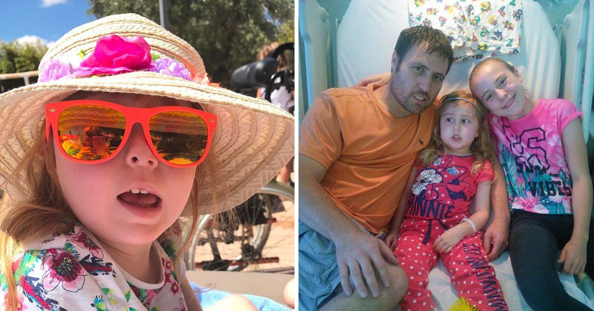 Parents drove 'guardian angel' daughter's body to hospice so they could 'gift' her brain