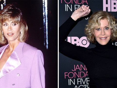Hollywood royalty Jane Fonda admits she 'hates' the fact she got plastic surgery