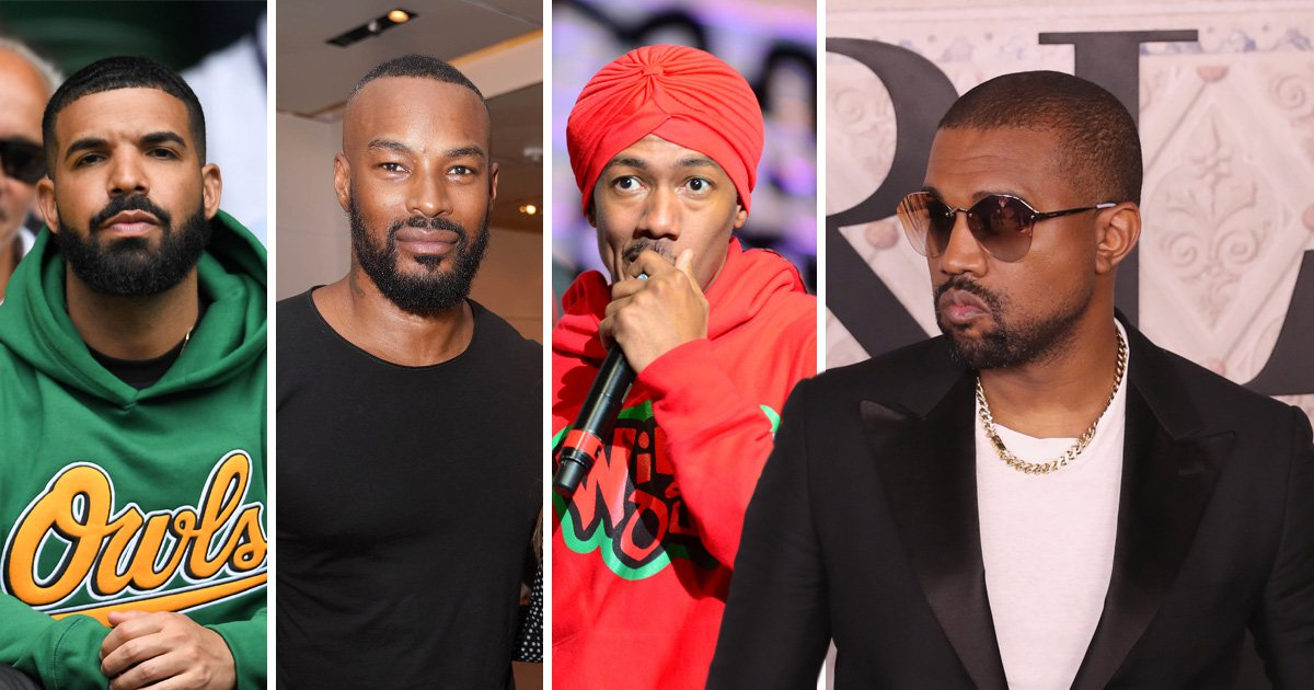 Kanye West goes off on Drake, Nick Cannon and Tyson Beckford over Kim Kardashian rumours: 'Nobody f****d my wife'