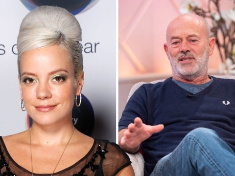 Lily Allen reveals dad Keith hit back over 'cocaine-induced heart attack' claims in her new book