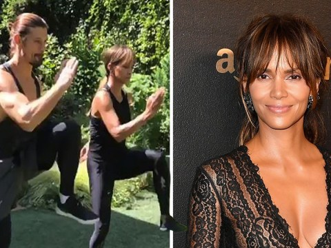 Halle Berry credits this cardio workout for boosting her sex drive and minds are blown