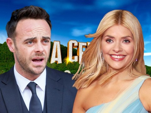 Ant McPartlin handpicked Holly Willoughby for I'm A Celebrity as she joins Declan Donnelly in the jungle