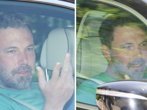 Ben Affleck heads back to rehab as he continues treatment for addiction issues