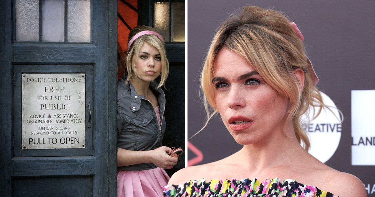 Billie Piper tells off the BBC for ruining her birthday with Doctor Who moment