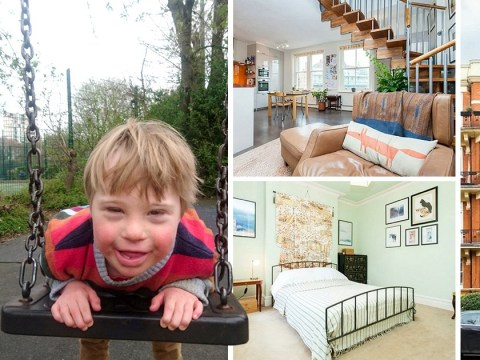 Couple with Down's syndrome son raffle off £1.75m house, as he can't walk up the stairs anymore