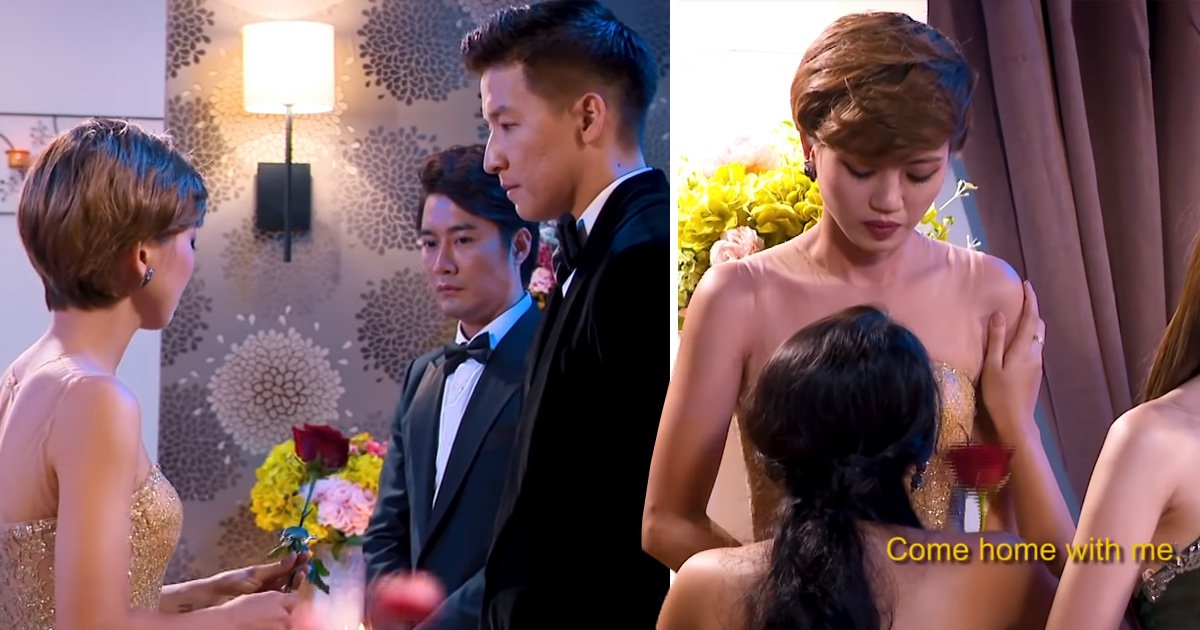 Bachelor Vietnam contestant confesses love for another competitor as she asks her to ditch the main man and leave show
