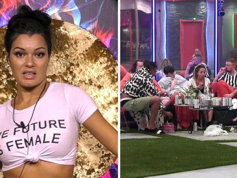 Big Brother's Anamelia not interested in being friends with the other housemates