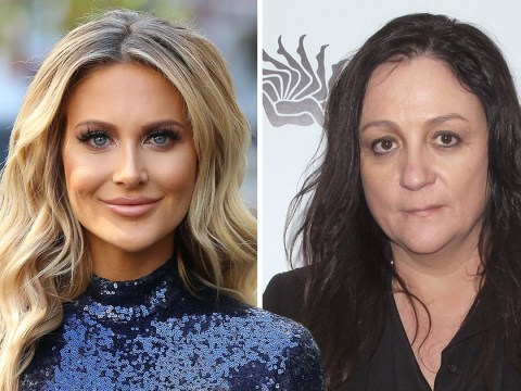Stephanie Pratt has some choice words for The Hills' Kelly Cutrone as she launches third fashion collection