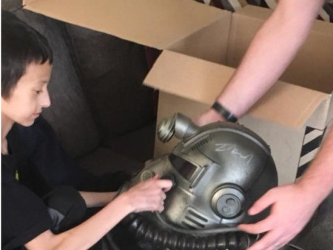 Fallout 76 creators grant wish of 12-year-old boy with terminal cancer to play game early