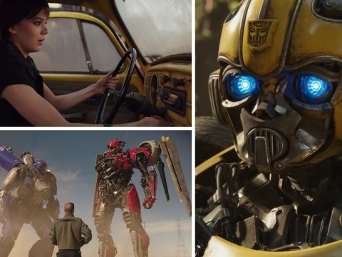 Hailee Steinfeld attempts to protect Transformers from John Cena in new Bumblebee trailer