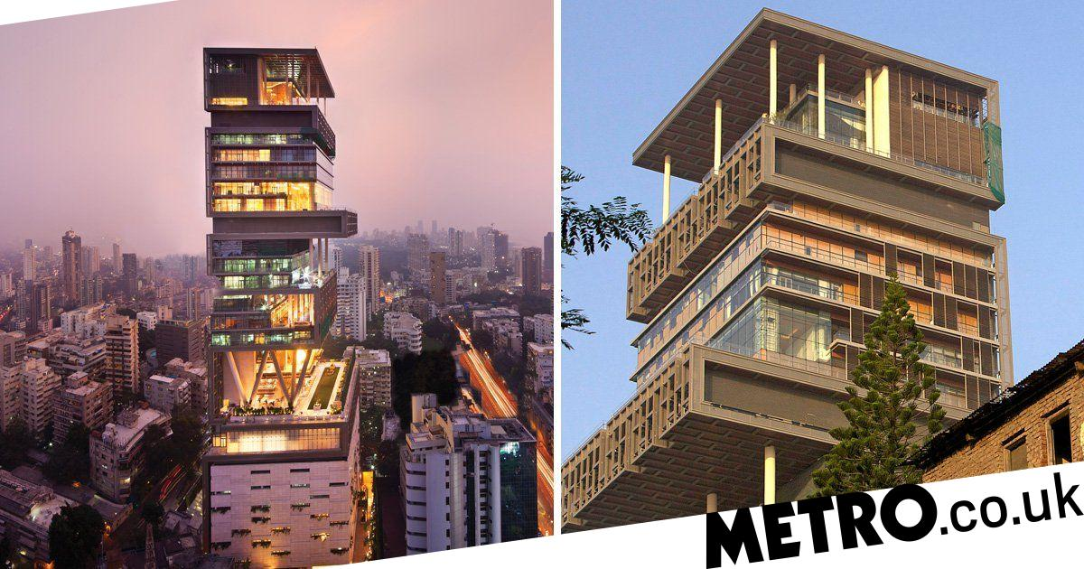 Family Of Five Live In 27 Storey 1000000000 Home With