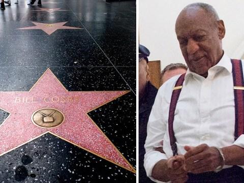 Bill Cosby's Walk Of Fame star will remain despite judge branding him a 'sexually violent predator'