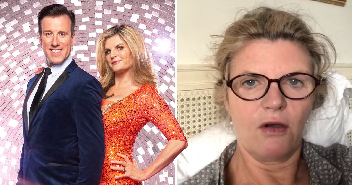 Susannah Constantine admits Strictly Come Dancing 'isn't going very well'