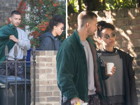 Shia LaBeouf divorcing Mia Goth as pictures emerge of him dating Robert Pattinson's ex FKA Twigs