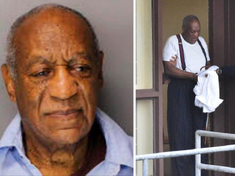 Bill Cosby wears prison uniform in second mugshot as maximum 10-year sentence for sexual assault begins