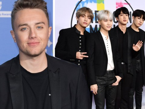 'It got personal for me': Roman Kemp explains why BTS interview was cut from schedule
