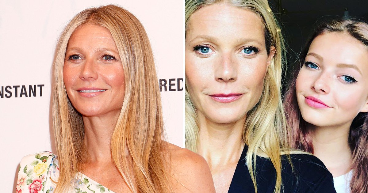 Gwyneth Paltrow shares rare photo of daughter Apple, celebrity friends can't handle it