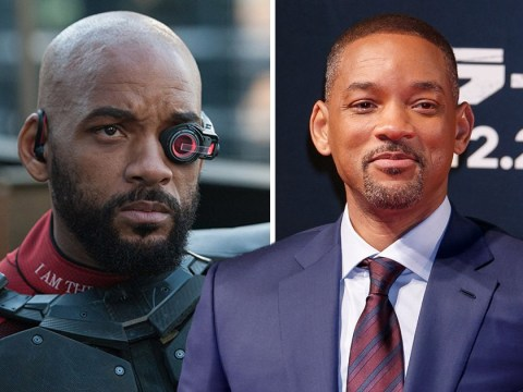 Will Smith confirms 'meetings' about his Suicide Squad character Deadshot's solo movie