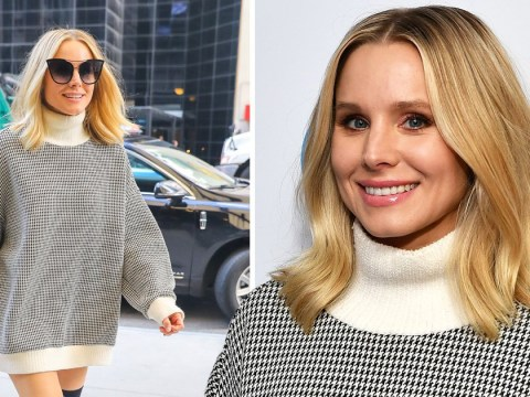 Kristen Bell says if you're upset your husband fancies another woman – you have the issue