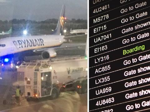 Passenger ran after Ryanair plane shouting at pilot to wait for him