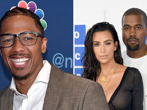Nick Cannon claims feud with Kanye West over Kim Kardashian was 'pageantry'