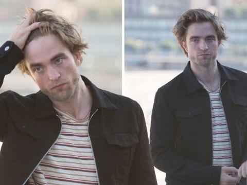 Robert Pattinson looks a tad stressed as ex-fiancee FKA twigs 'starts dating' Shia LaBeouf