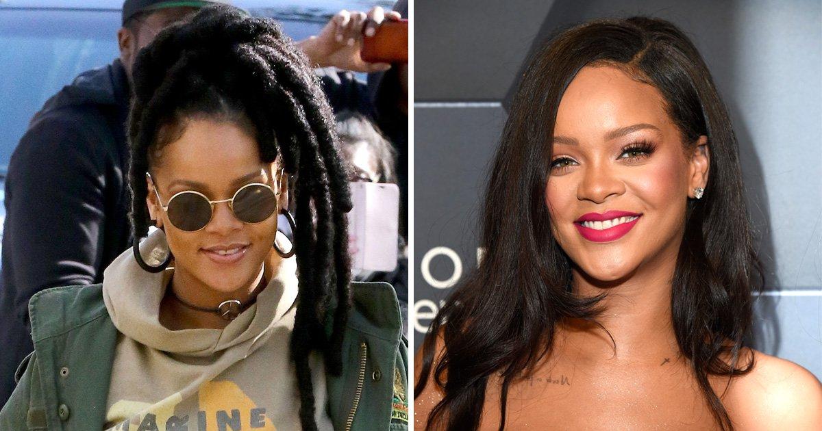 Rihanna's dreadlocks in Ocean's 8 weighed a hefty 20 pounds