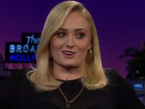 Sophie Turner couldn't stop herself from fangirling all over Justin Bieber