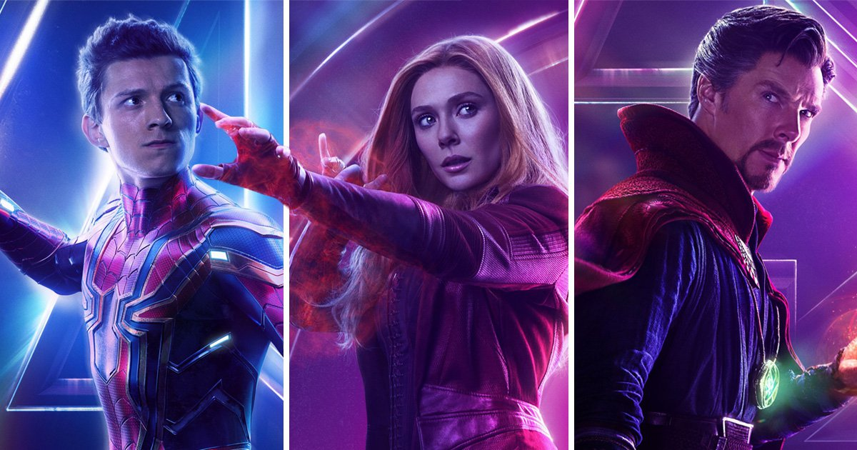 This is how Marvel tried to hide Infinity War actors in Avengers 4 cast list
