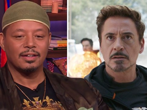 Terrence Howard makes up with Robert Downey Jr but says 'f**k 'em' to Iron Man or Avengers