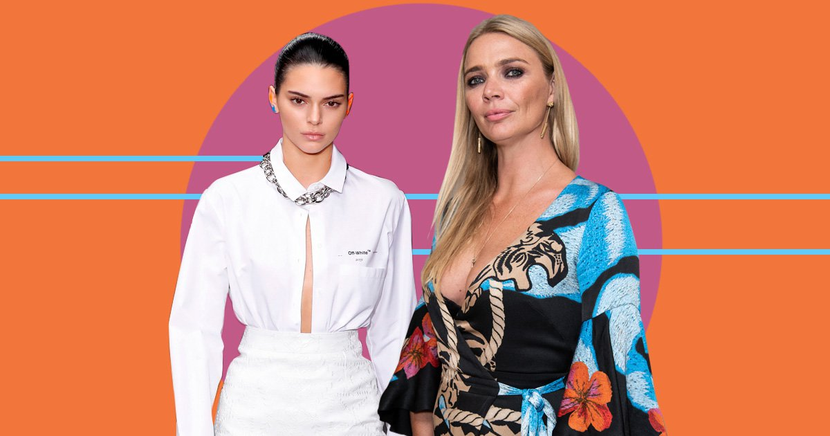 'If Kendall Jenner doesn't want to walk 30 shows, she doesn't have to': Jodie Kidd defends model as Naomi Campbell throws shade