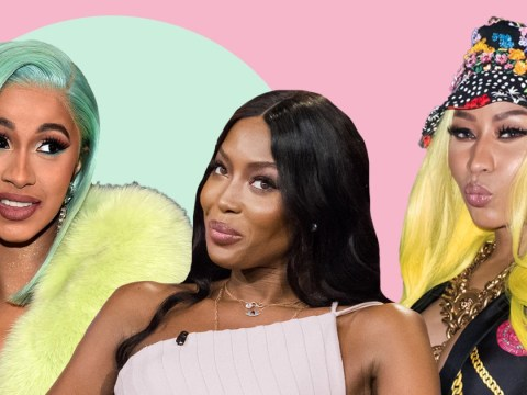 Naomi Campbell 'disappointed' by Nicki Minaj and Cardi B feud