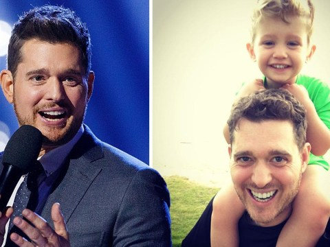 Michael Buble shares heartbreak over son's cancer diagnosis: 'I wish it'd have been me'