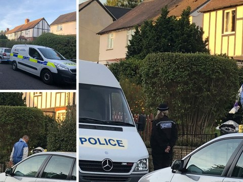 Man charged over double murder of mother, 78, and daughter, 55, found stabbed to death