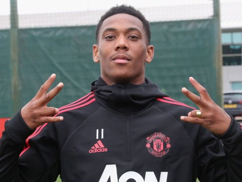 Jose Mourinho includes Anthony Martial and Eric Bailly in Manchester United squad to face Burnley