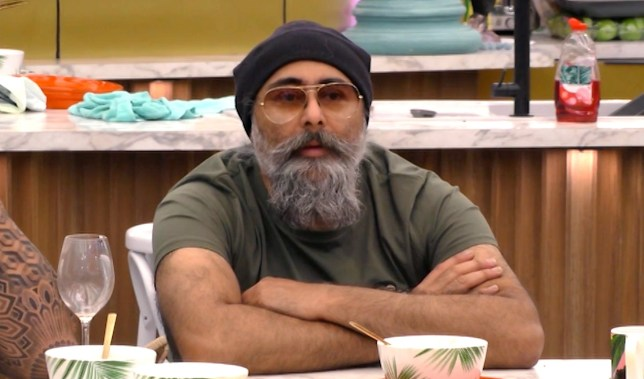 Hardeep Singh Kohli was a contestant on Celebrity Big Brother in 2018