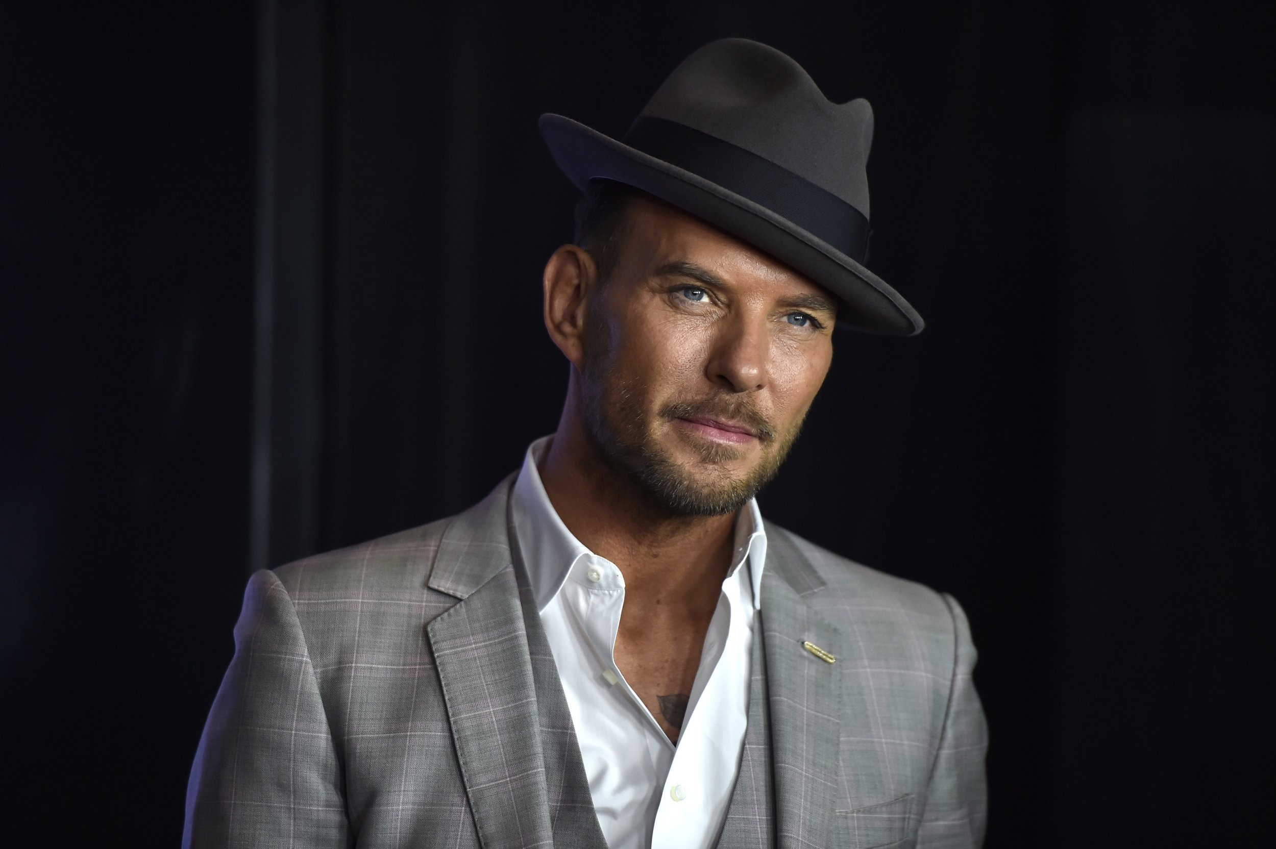 Single Bros star Matt Goss reveals he's only just got his sex drive back after being stricken with grief over mother's death