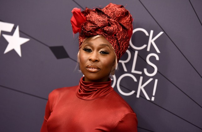NEWARK, NJ - AUGUST 26: Cynthia Erivo attends the Black Girls Rock! 2018 Red Carpet at NJPAC on August 26, 2018 in Newark, New Jersey. (Photo by Dave Kotinsky/Getty Images for BET)