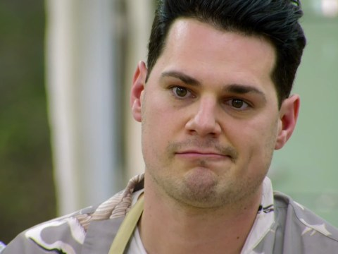 Great British Bake Off: Luke Thompson is second baker to get the boot from the latest series