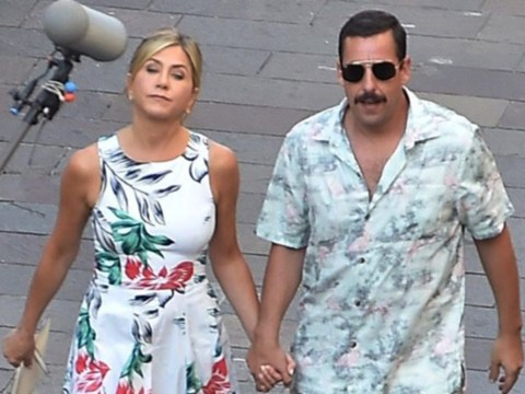 Jennifer Aniston doesn't need a man, thank you very much as she 'stops talking about Justin Theroux'