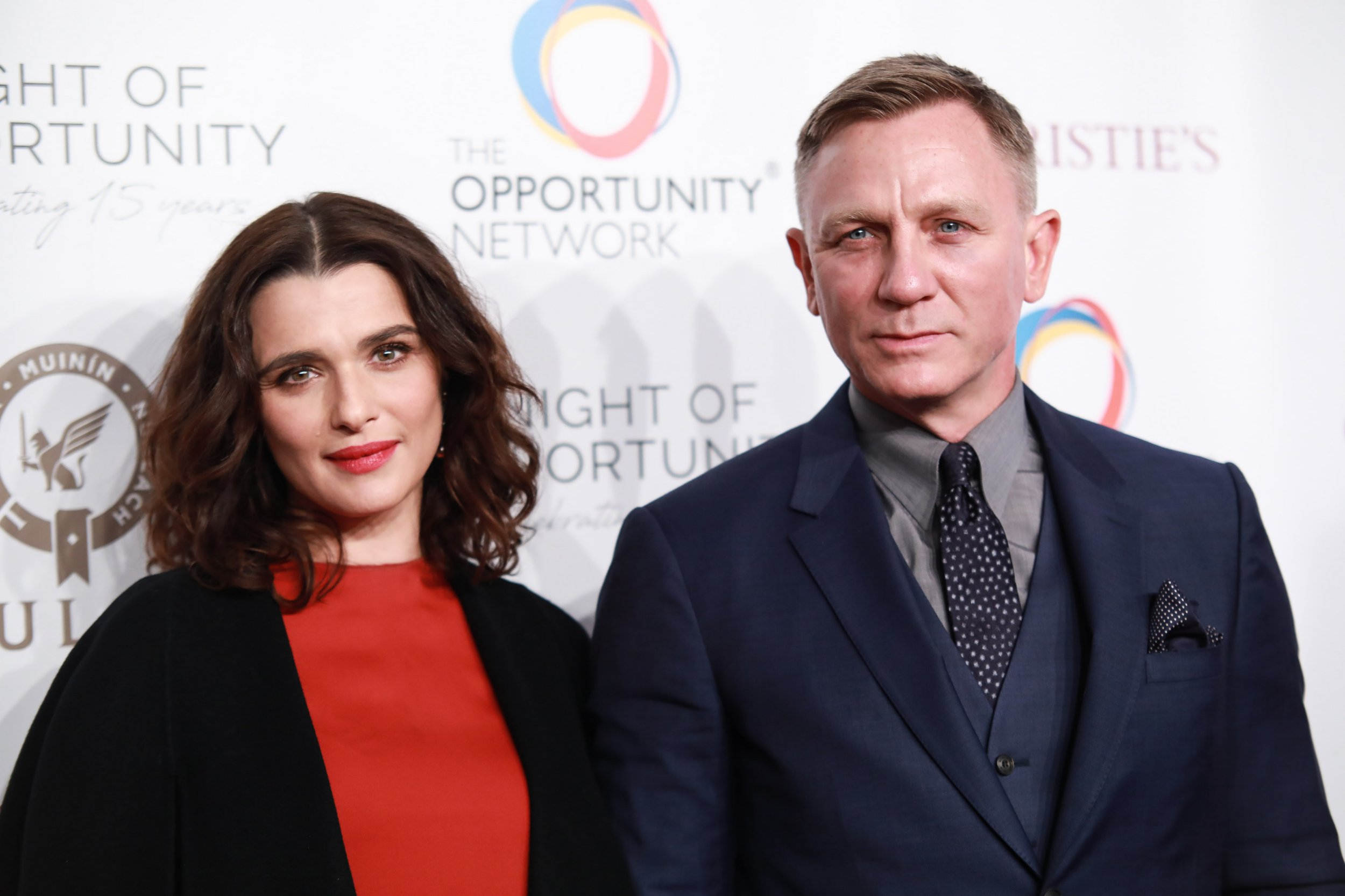 Rachel Weisz reveals baby daughter looks just like Daniel Craig as she opens up about family life